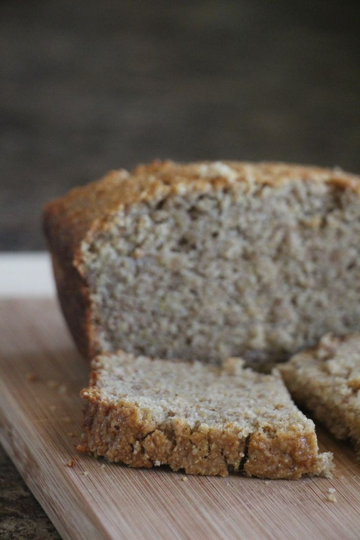 Healthy Vegan Banana Bread  17 Best images about Breads on Pinterest