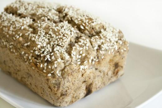 Healthy Vegan Banana Bread  Healthy Vegan Banana Bread Rabbit Food For My Bunny Teeth