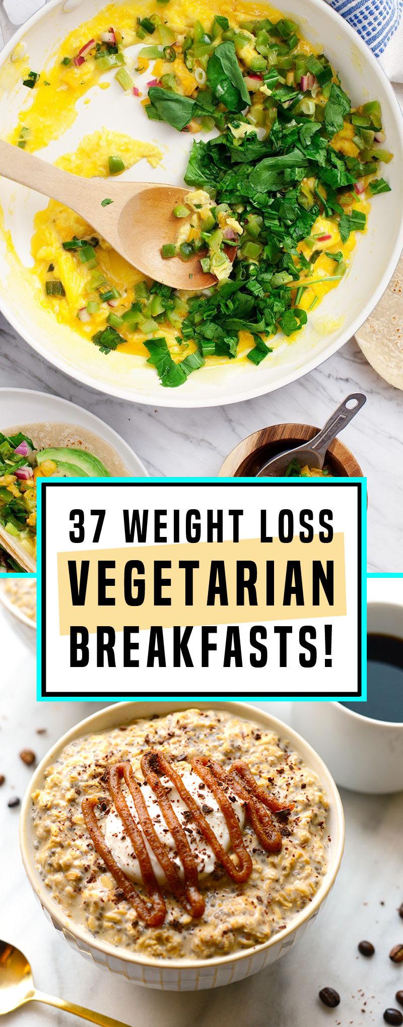 Healthy Vegan Breakfast For Weight Loss  37 Ve arian Breakfasts For The Perfect Weight Loss Start