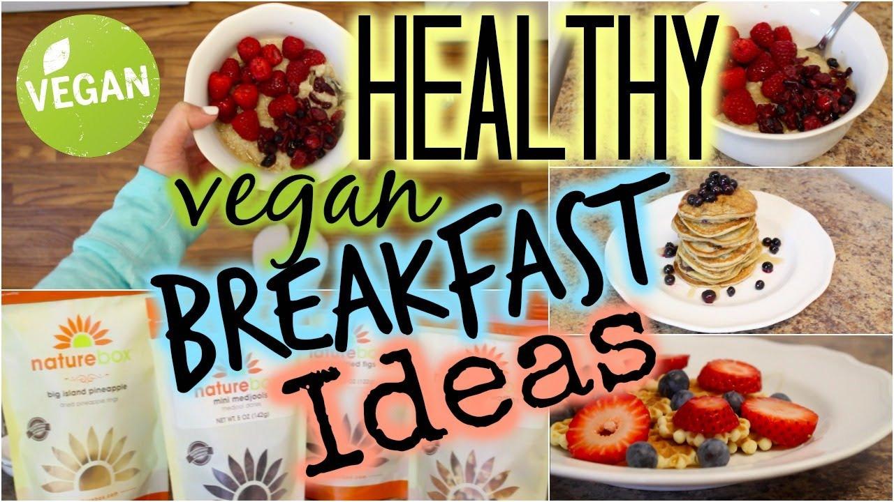 Healthy Vegan Breakfast For Weight Loss  Healthy Vegan Breakfast Recipes For Weight Loss