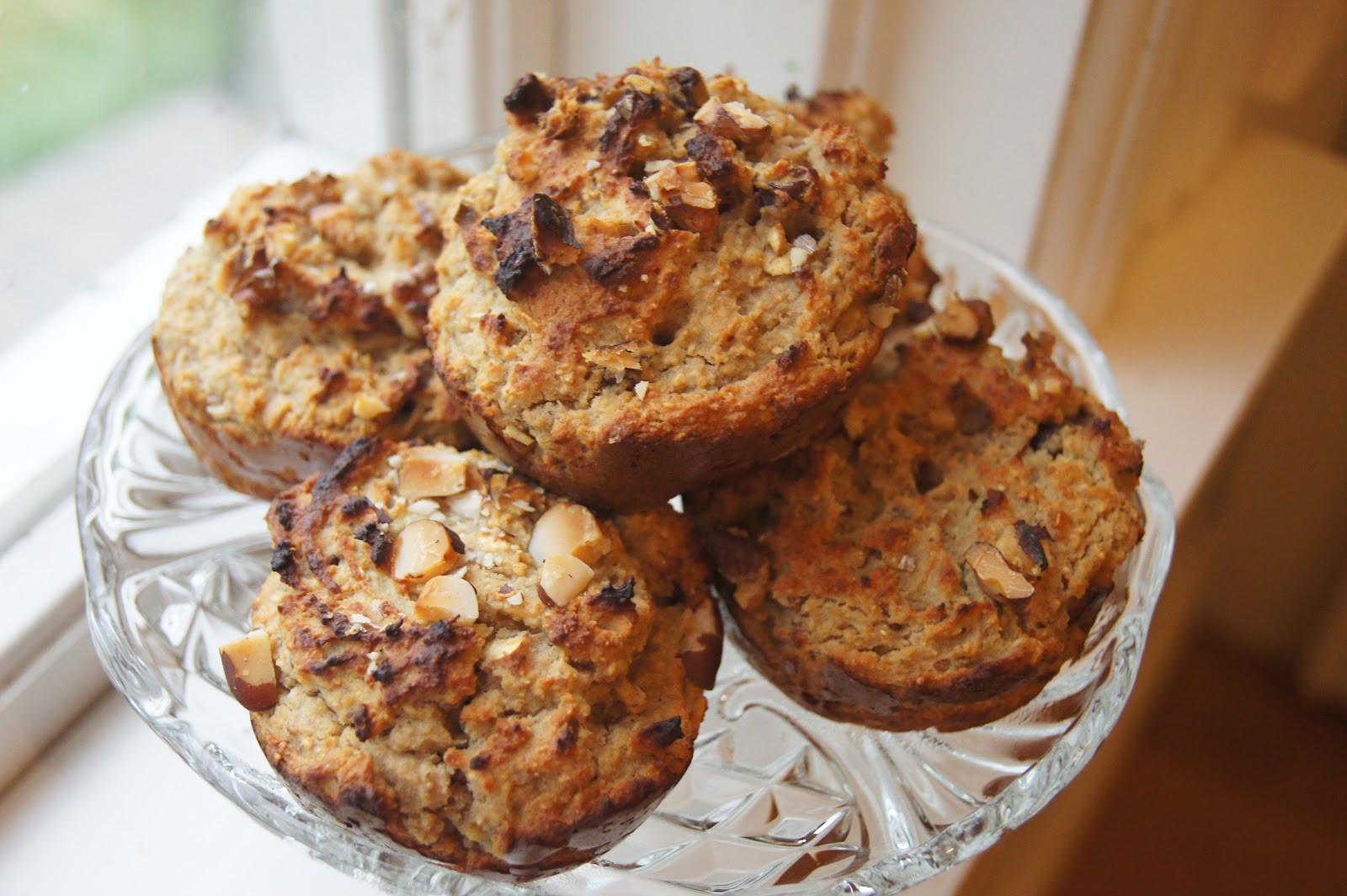 Healthy Vegan Breakfast Muffins  Gluten free Breakfast Muffins My Vegan Menu