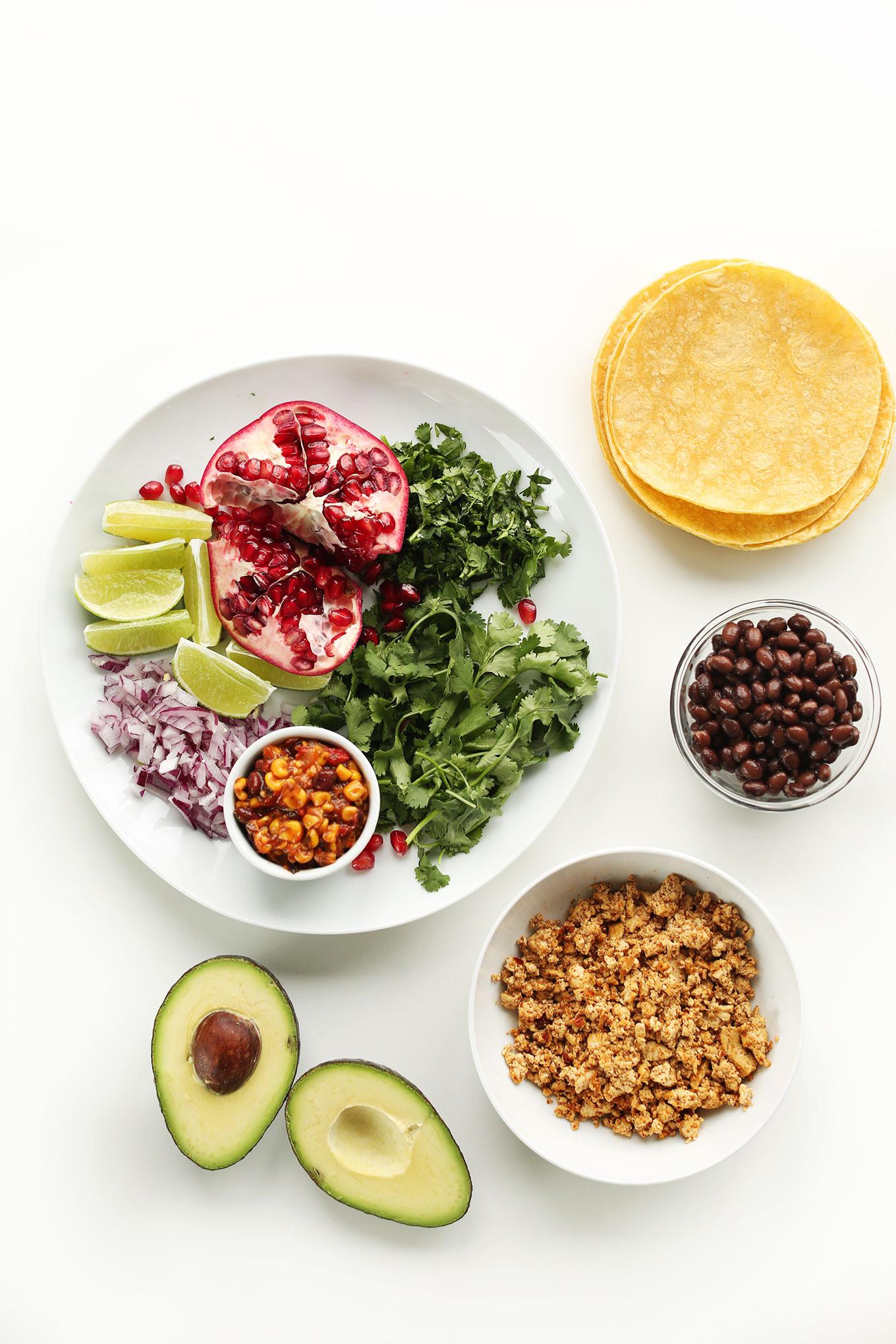 Healthy Vegan Breakfast  Meal Prep Recipes Breakfast Fit Foo Finds