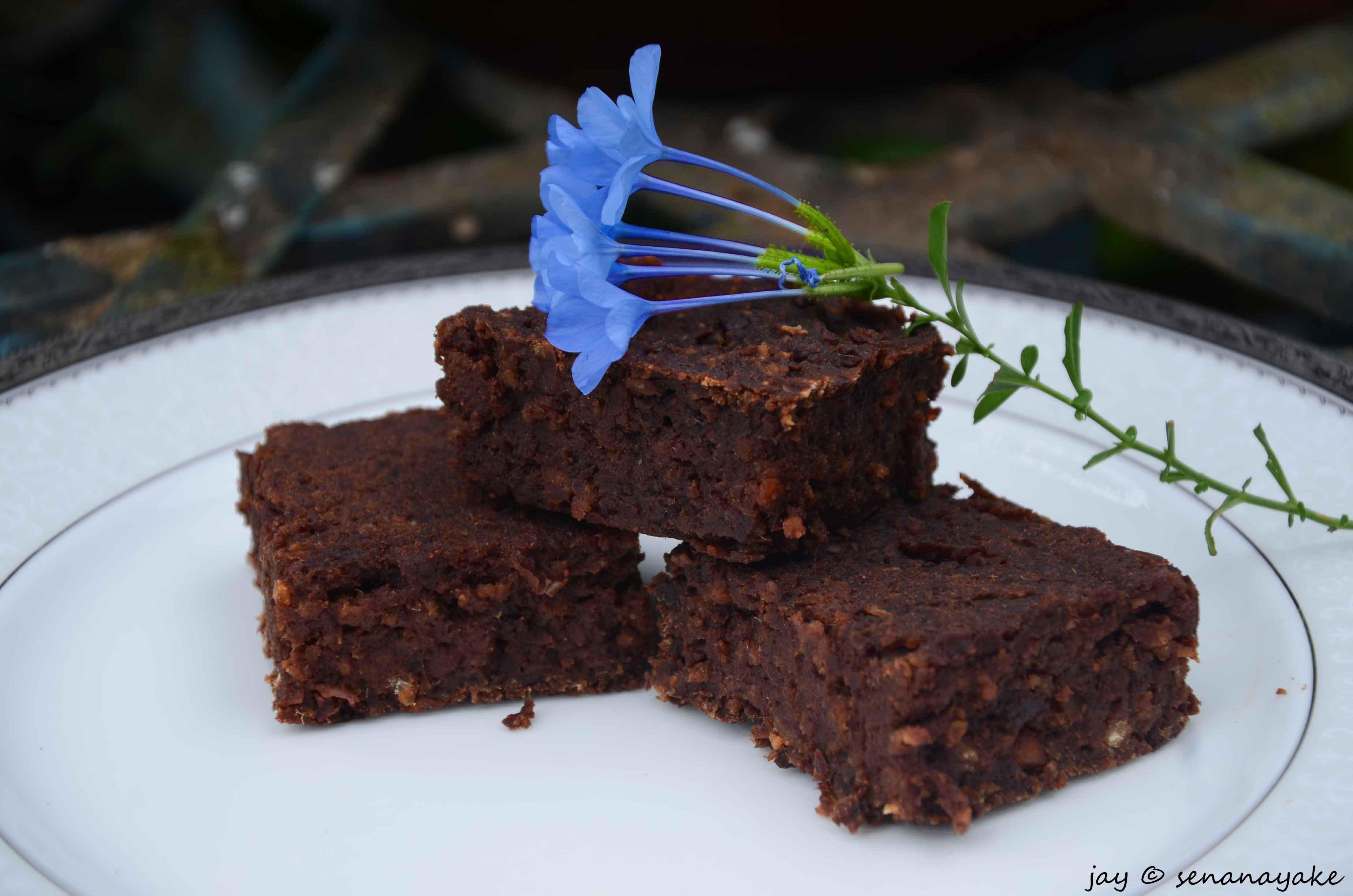 Healthy Vegan Brownies  Healthy brownies Vegan gluten free no butter no sugar