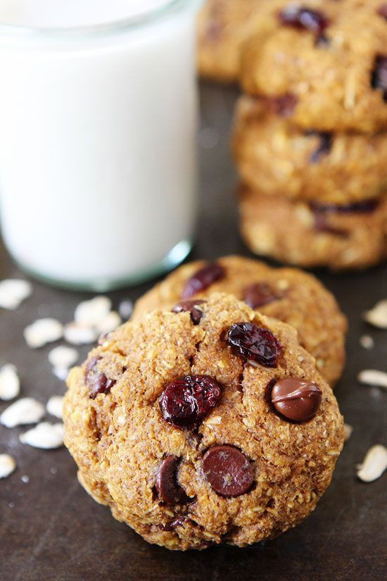 Healthy Vegan Cookie Recipes  17 best images about Healthy Pumpkin Foods on Pinterest