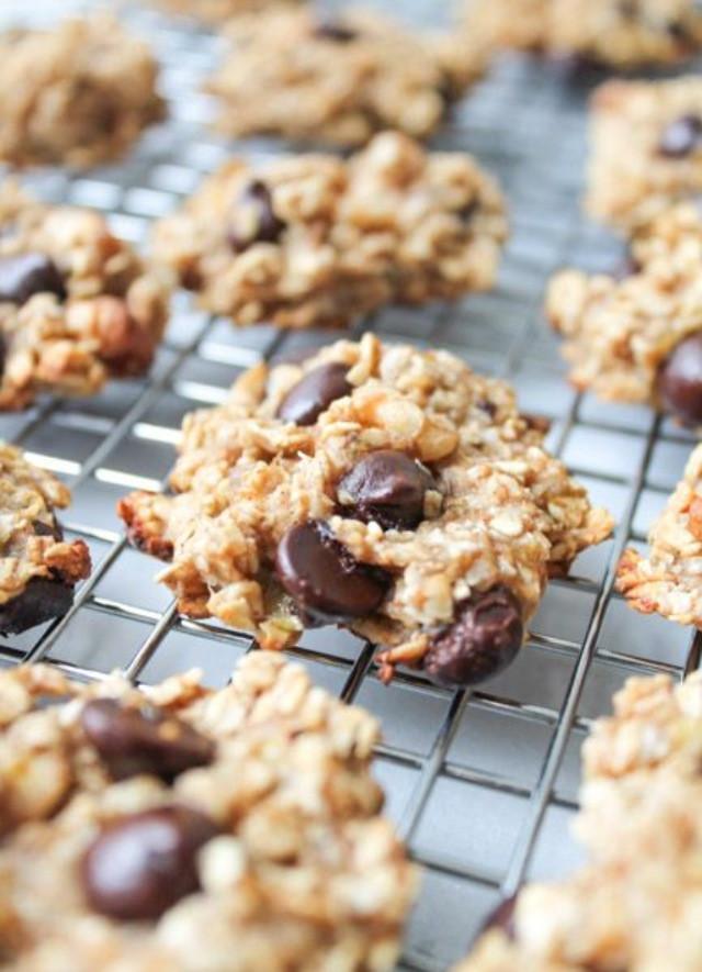 Healthy Vegan Cookie Recipes  Vegan Cookie Recipes Healthy Banana Chocolate Chip