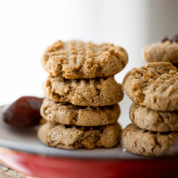 Healthy Vegan Cookie Recipes  World s Easiest Three Ingre nt Vegan Cookie Recipes