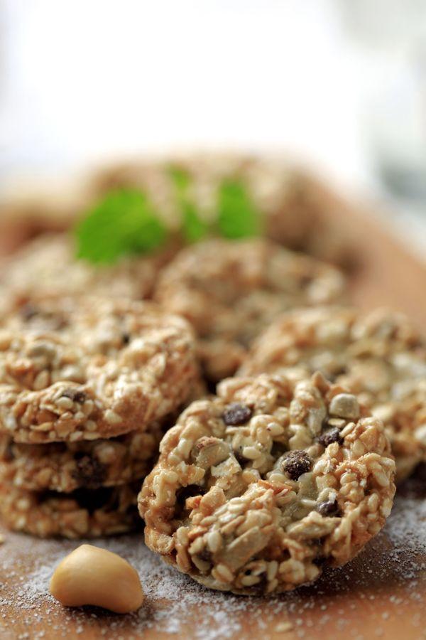 Healthy Vegan Cookie Recipes  l