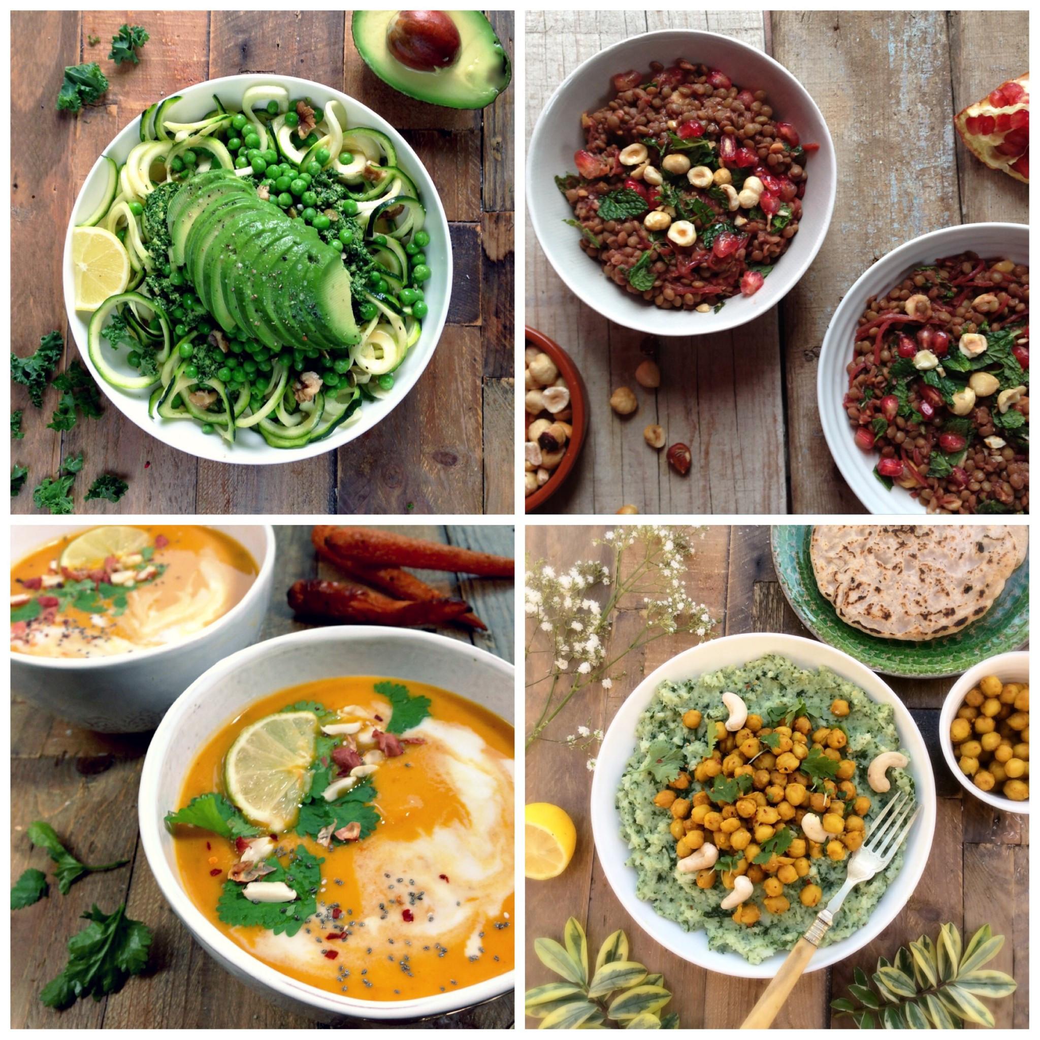 Healthy Vegan Dinner  Top Ten Healthy and Light Vegan Dinners