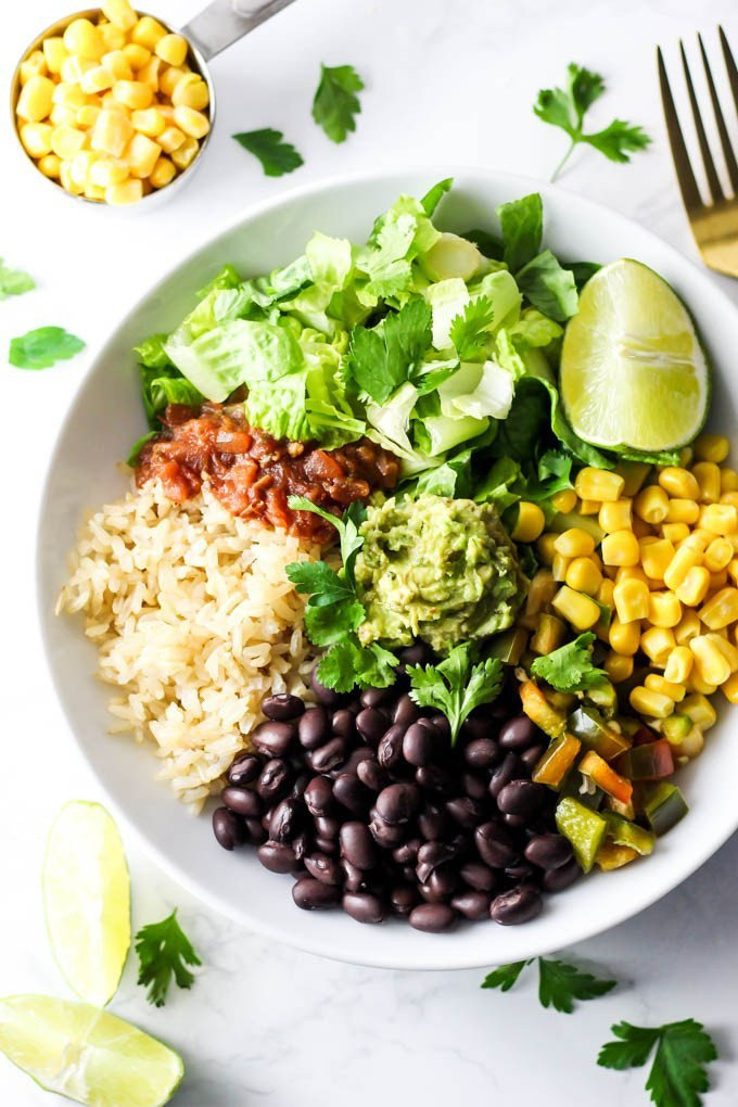 Healthy Vegan Lunch Recipes  5 Healthy Vegan Lunch Ideas