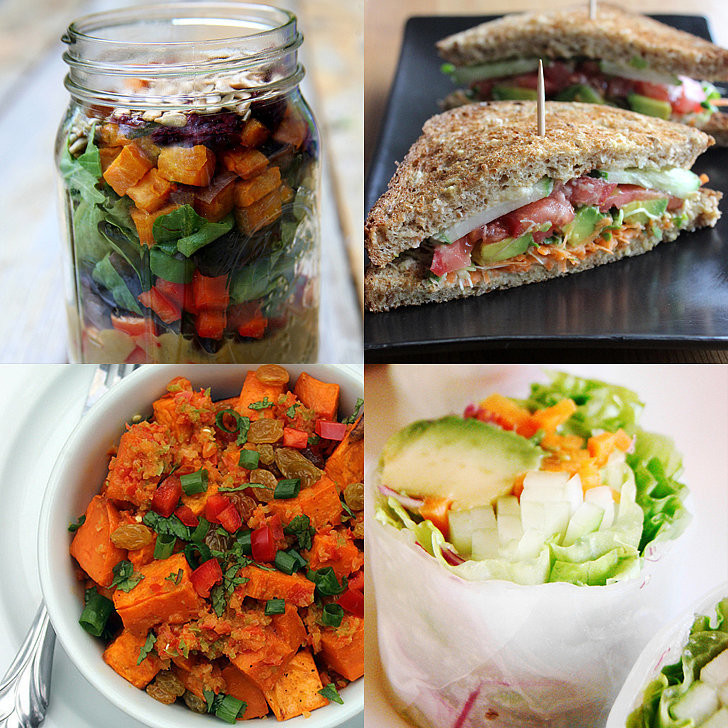 Healthy Vegan Lunch Recipes  Vegan Lunches You Can Take to Work