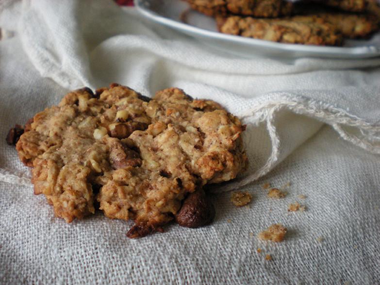 Healthy Vegan Oatmeal Cookies the Best Ideas for Healthy Vegan Oatmeal Chocolate Chip Cookies