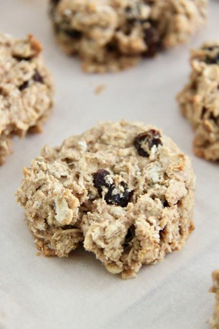 Healthy Vegan Oatmeal Raisin Cookies  The Best Gluten Free Vegan Oatmeal Raisin Cookies