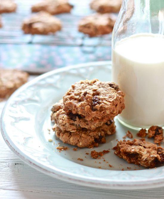 Healthy Vegan Oatmeal Raisin Cookies  Gwyneth Paltrow s Oatmeal Raisin Cookies vegan The