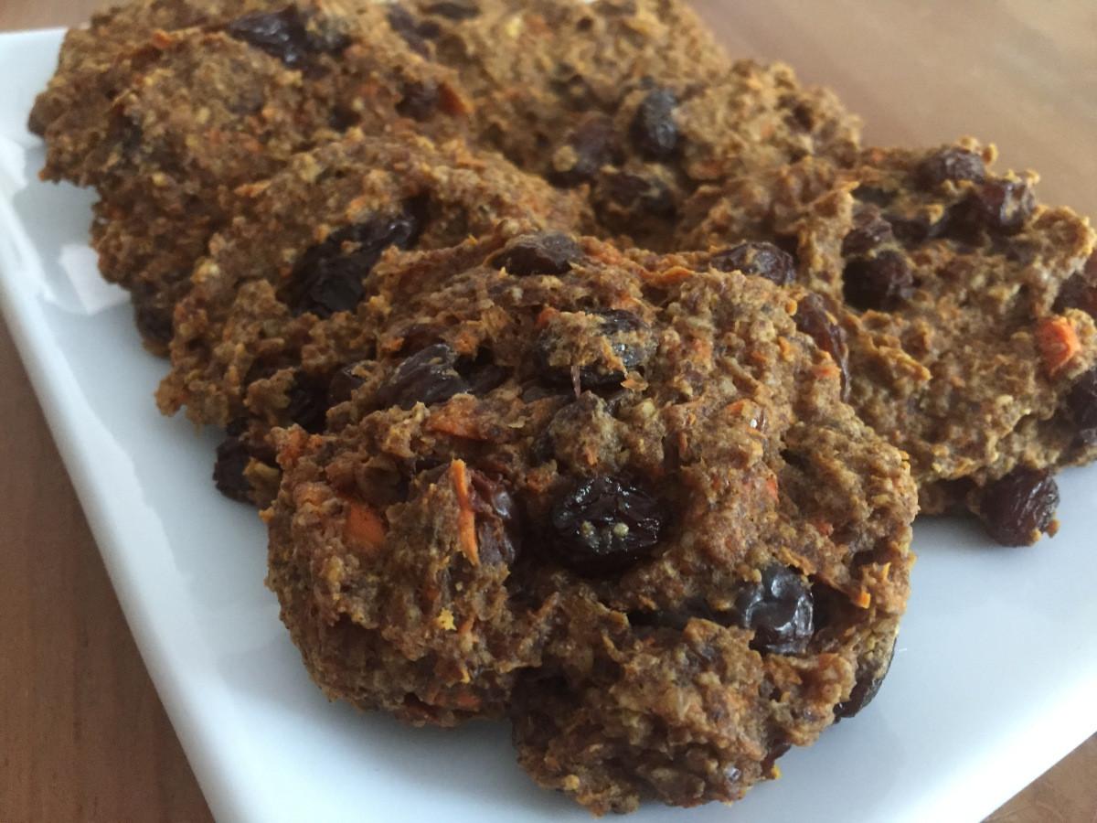 Healthy Vegan Oatmeal Raisin Cookies  Oatmeal Raisin Cookies – Eat the Vegan Rainbow