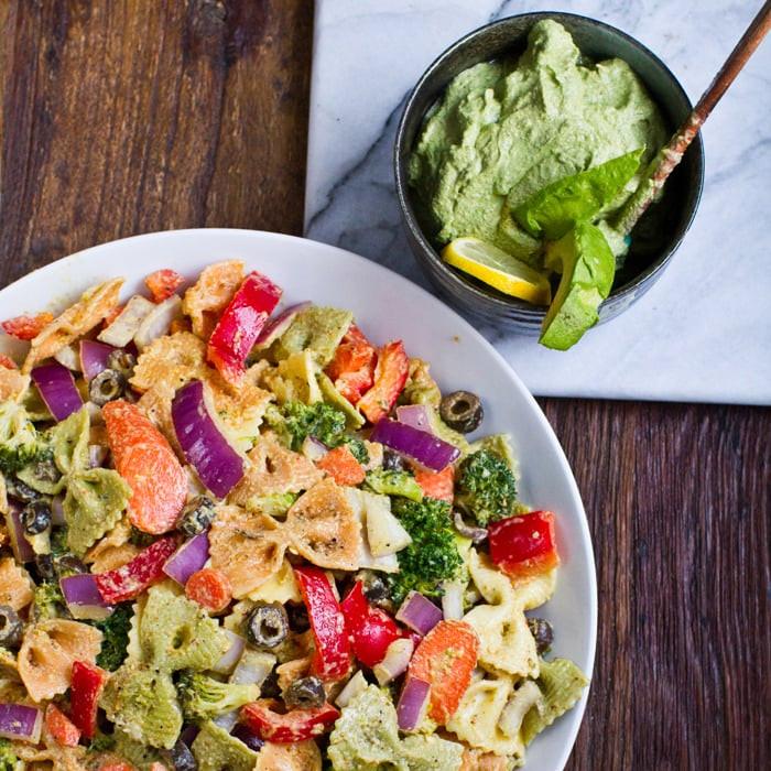 Healthy Vegan Pasta Recipes  Healthy Vegan Pasta Recipes