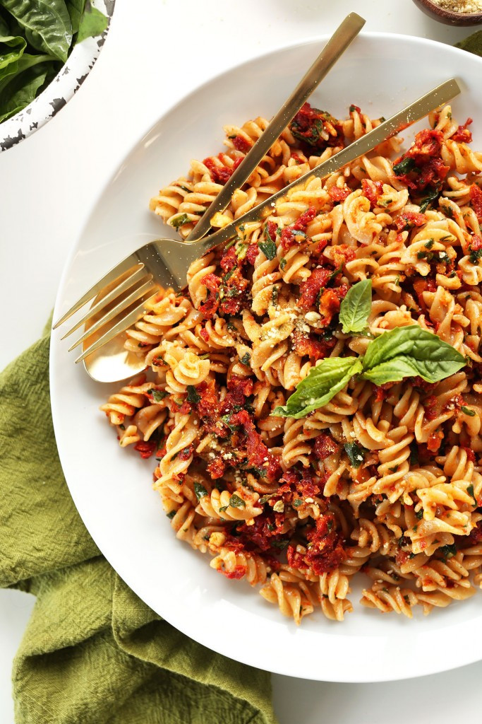 Healthy Vegan Pasta Recipes  17 Ve arian Pasta Dishes