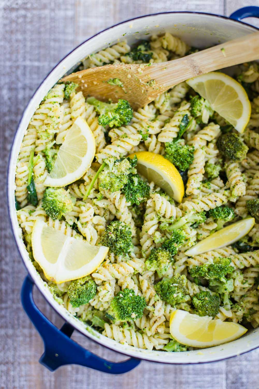 Healthy Vegan Pasta Recipes  12 quick & healthy vegan pasta dishes