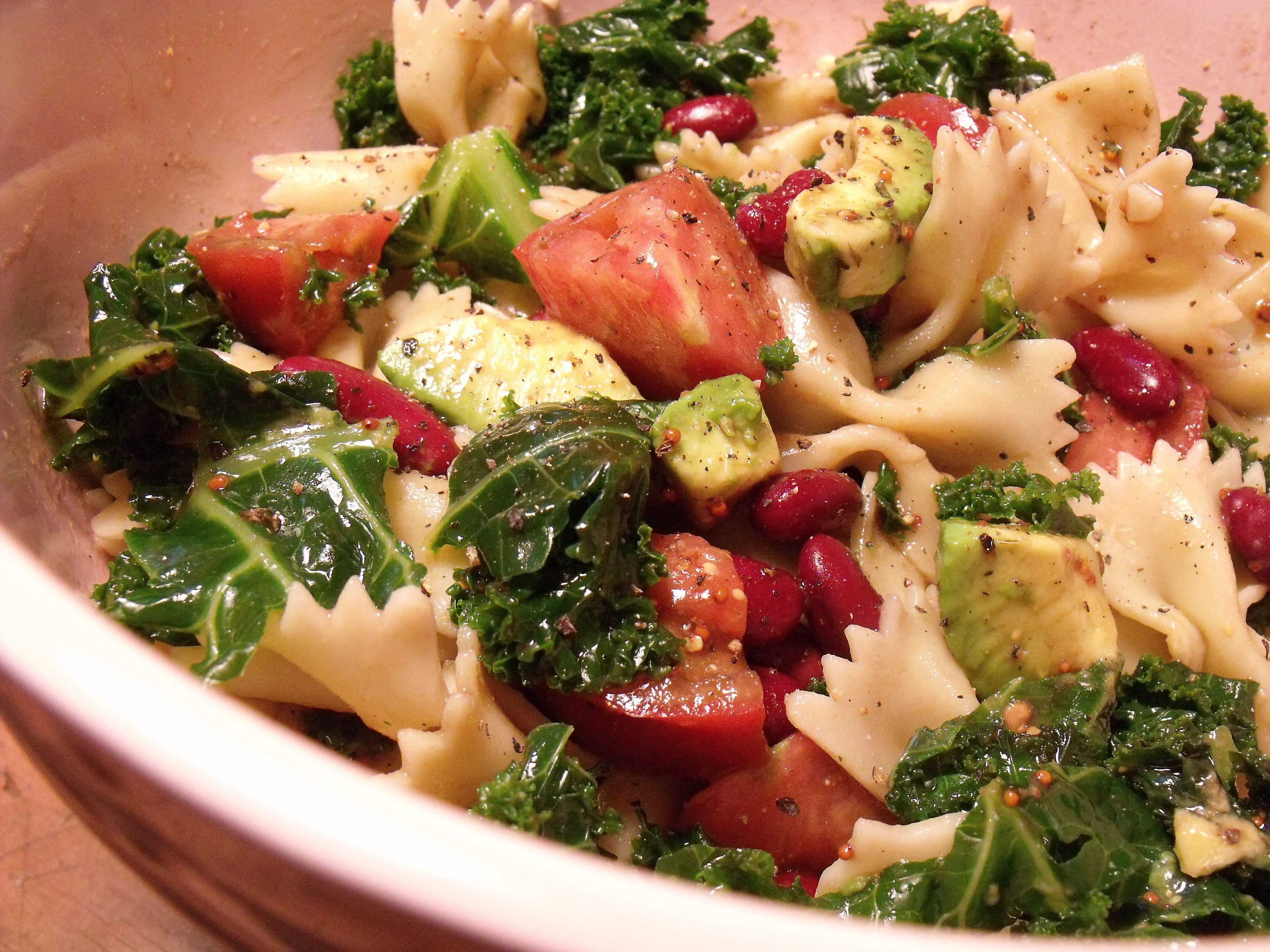 Healthy Vegan Pasta Recipes  Quick Cheap & Healthy Vegan Pasta Salad that s YUMMY