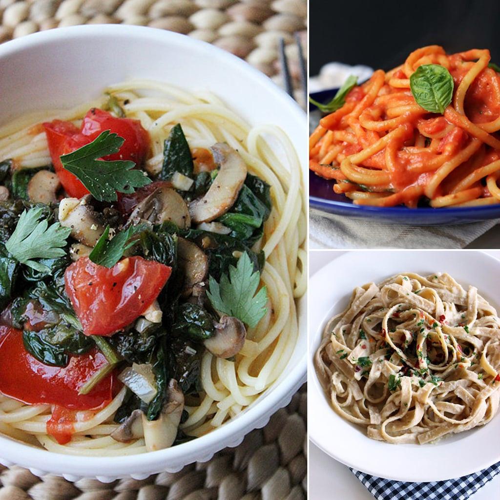 Healthy Vegan Pasta Recipes  Vegan Pasta Recipes