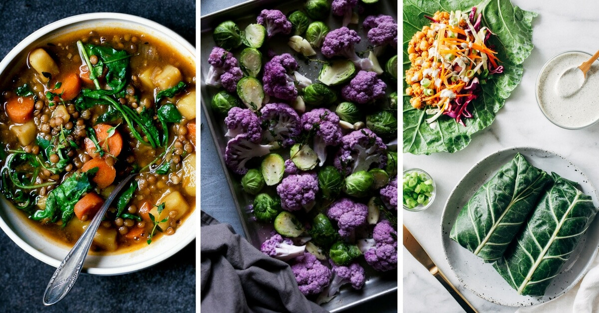 Healthy Vegan Recipes For Weight Loss  31 Delish Vegan Clean Eating Recipes for Weight Loss