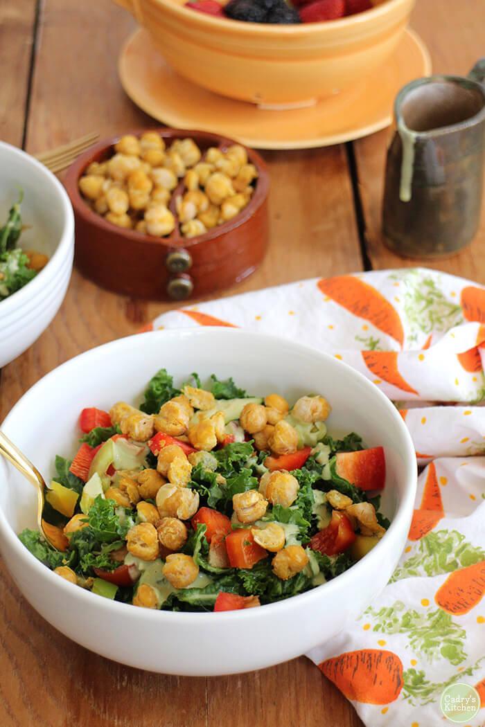 Healthy Vegan Salads  15 Hearty & Healthy Vegan Salad Recipes