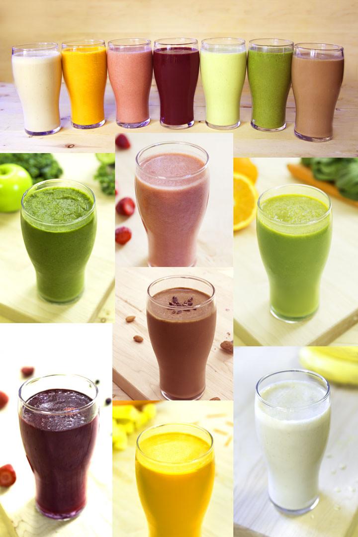Healthy Vegan Smoothies  Healthy Vegan Smoothies 7 Recipes Formula