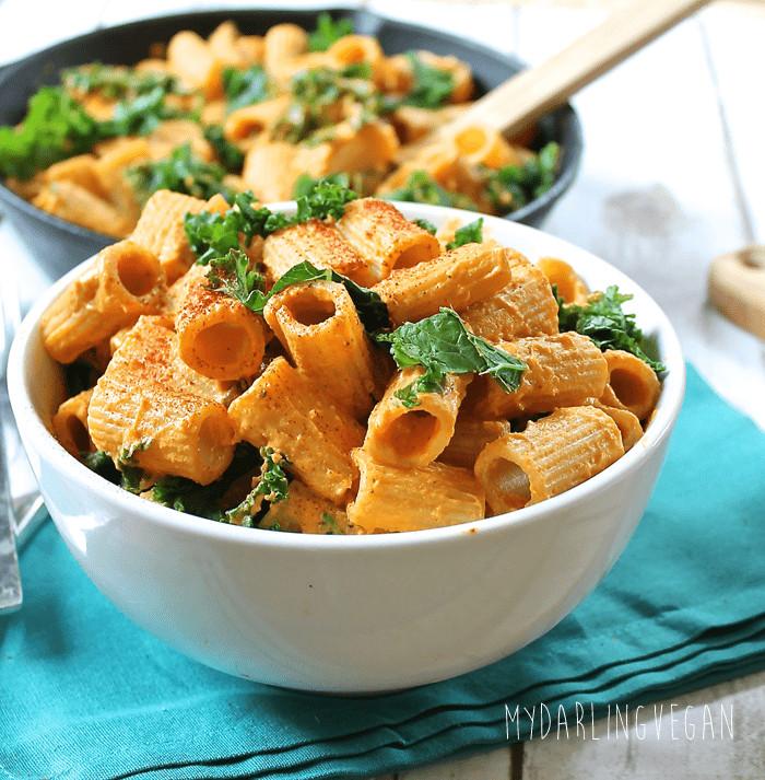 Healthy Vegan Snack Recipes  Healthy Vegan Macaroni and Cheese