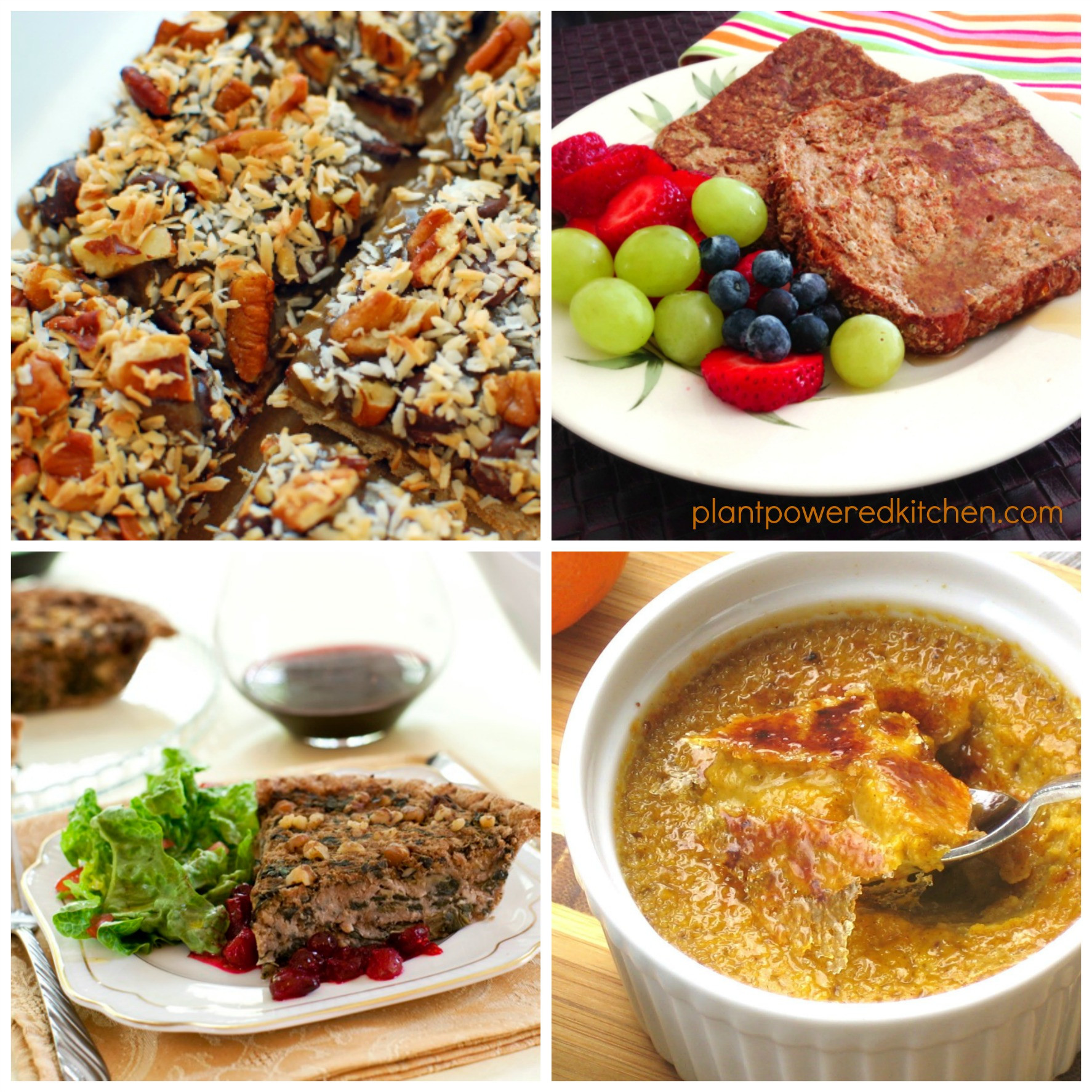 Healthy Vegan Thanksgiving Recipes  Healthy Vegan Thanksgiving Recipes From Brunch to Dinner