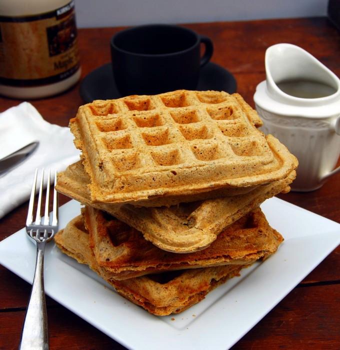 Healthy Vegan Waffles  6 Vegan Waffle Recipes To Blow You Away • The Vegan Banana