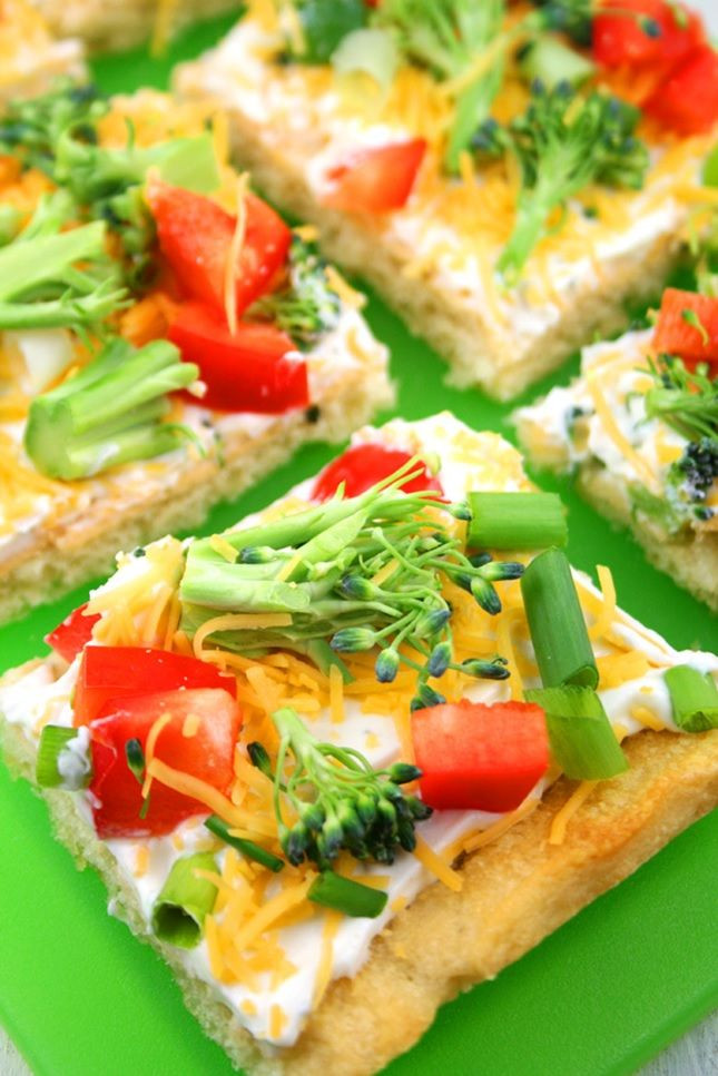 Healthy Vegetable Appetizers  Best 25 Baby Shower Foods ideas on Pinterest