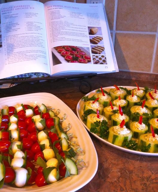 Healthy Vegetable Appetizers  Mennonite Girls Can Cook Healthy Ve able Holiday Appetizers