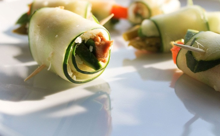 Healthy Vegetable Appetizers  Top 10 Healthy Ve arian Appetizers Top Inspired