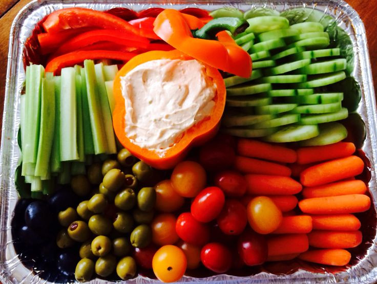 Healthy Vegetable Appetizers  Healthy ve able appetizer Ve able dips