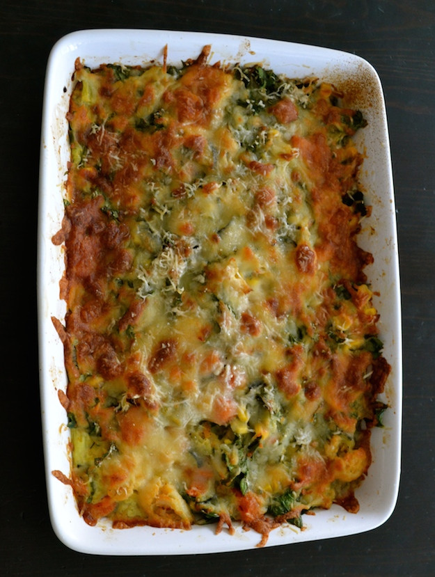 Healthy Vegetable Casserole  Healthy Mixed Ve able Casserole Recipe
