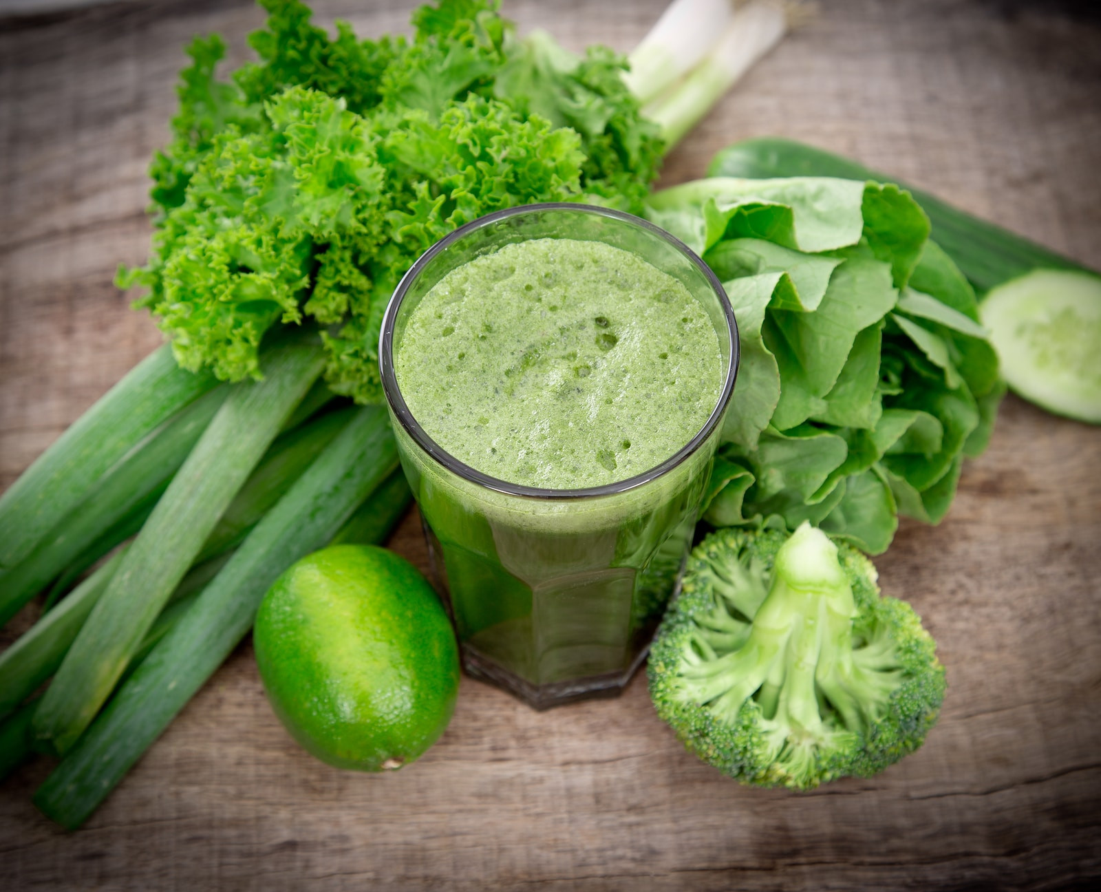 Healthy Vegetable Smoothies  Are green drinks — juices and smoothies — an effective way