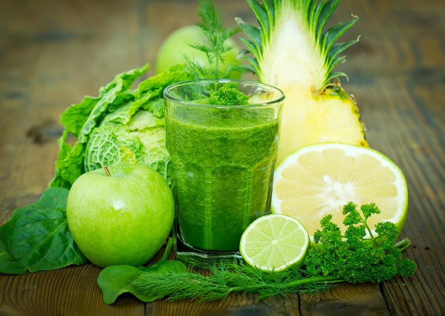 Healthy Vegetable Smoothies  Koktajle owocowo warzywne