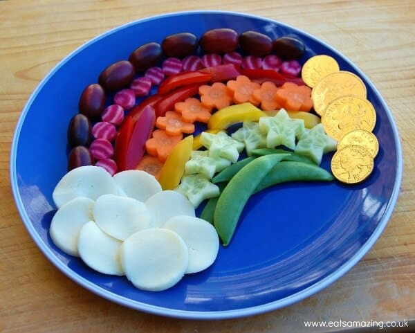 Healthy Vegetable Snacks  Top 10 Healthy Rainbow Food Ideas