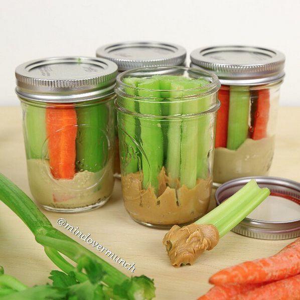 Healthy Vegetable Snacks  21 Snacks For Easy Meal Prep