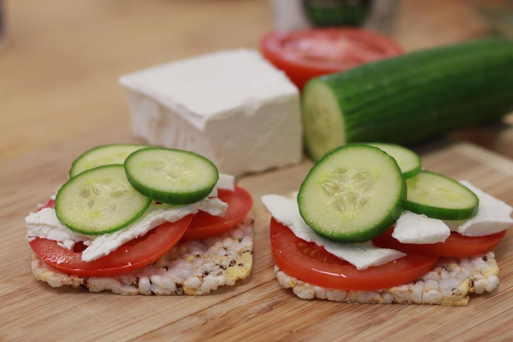 Healthy Vegetable Snacks  9 Ve able Snacks The Healthy Eating Hub
