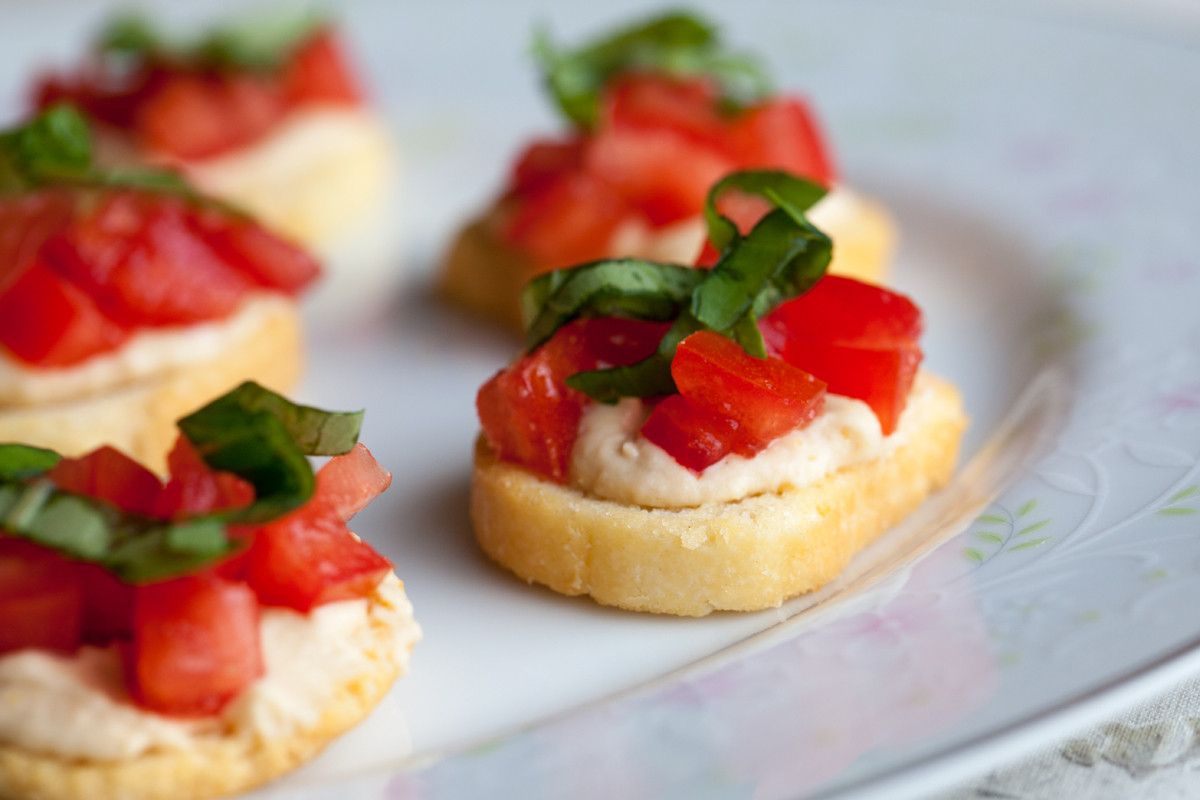 Healthy Vegetarian Appetizers  12 Healthy & Delicious Vegan Appetizers for the Holidays