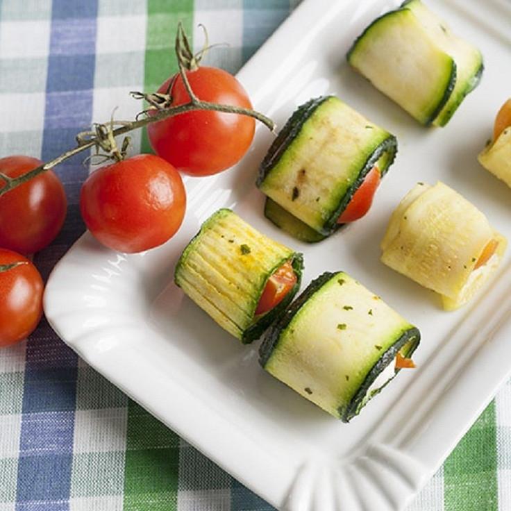Healthy Vegetarian Appetizers  Top 10 Healthy Ve arian Appetizers Top Inspired
