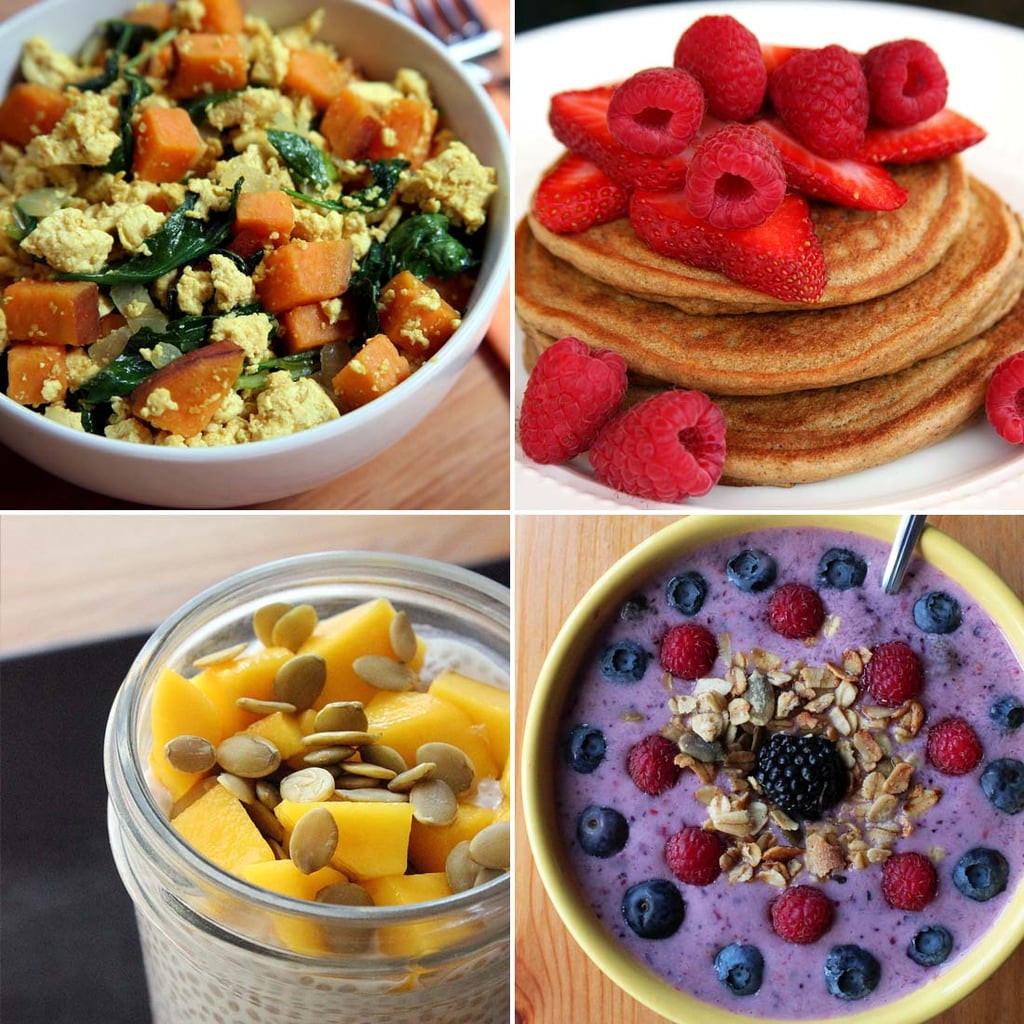 Healthy Vegetarian Breakfast Ideas  Vegan Breakfast Recipes