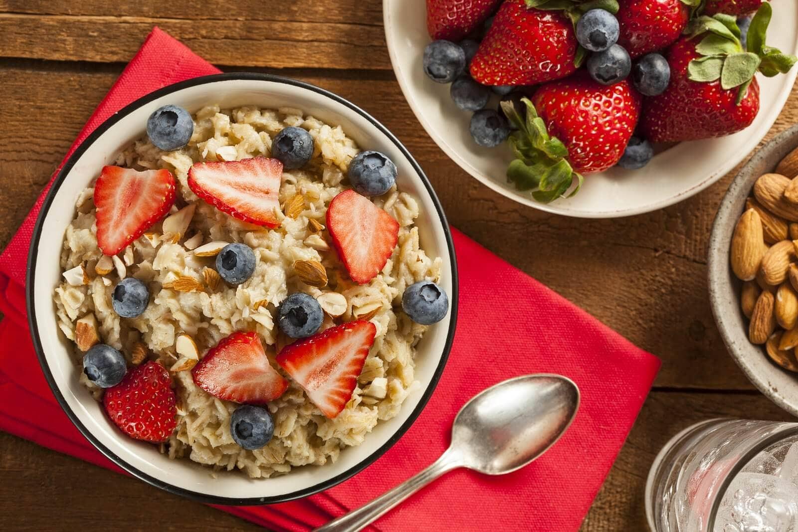 Healthy Vegetarian Breakfast Ideas  3 Healthy Ve arian Breakfast Ideas