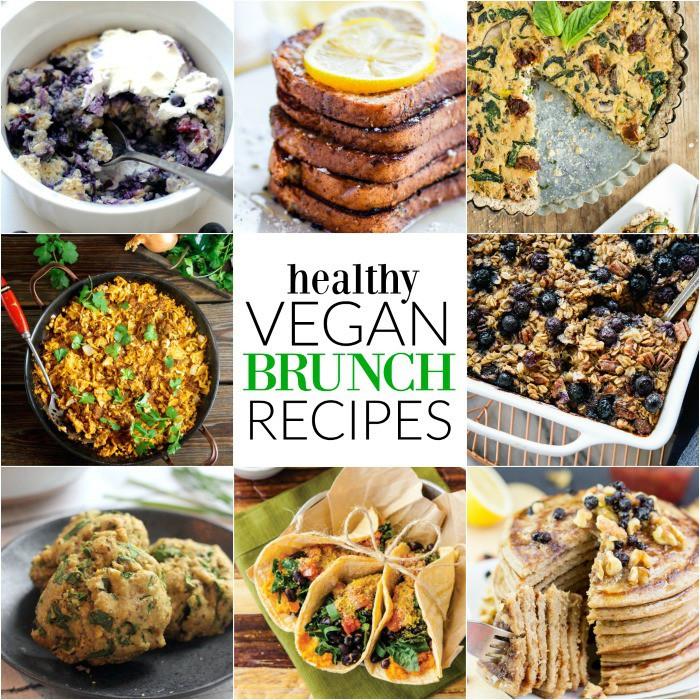 Healthy Vegetarian Breakfast Ideas  Healthy Vegan Brunch Recipes Hummusapien
