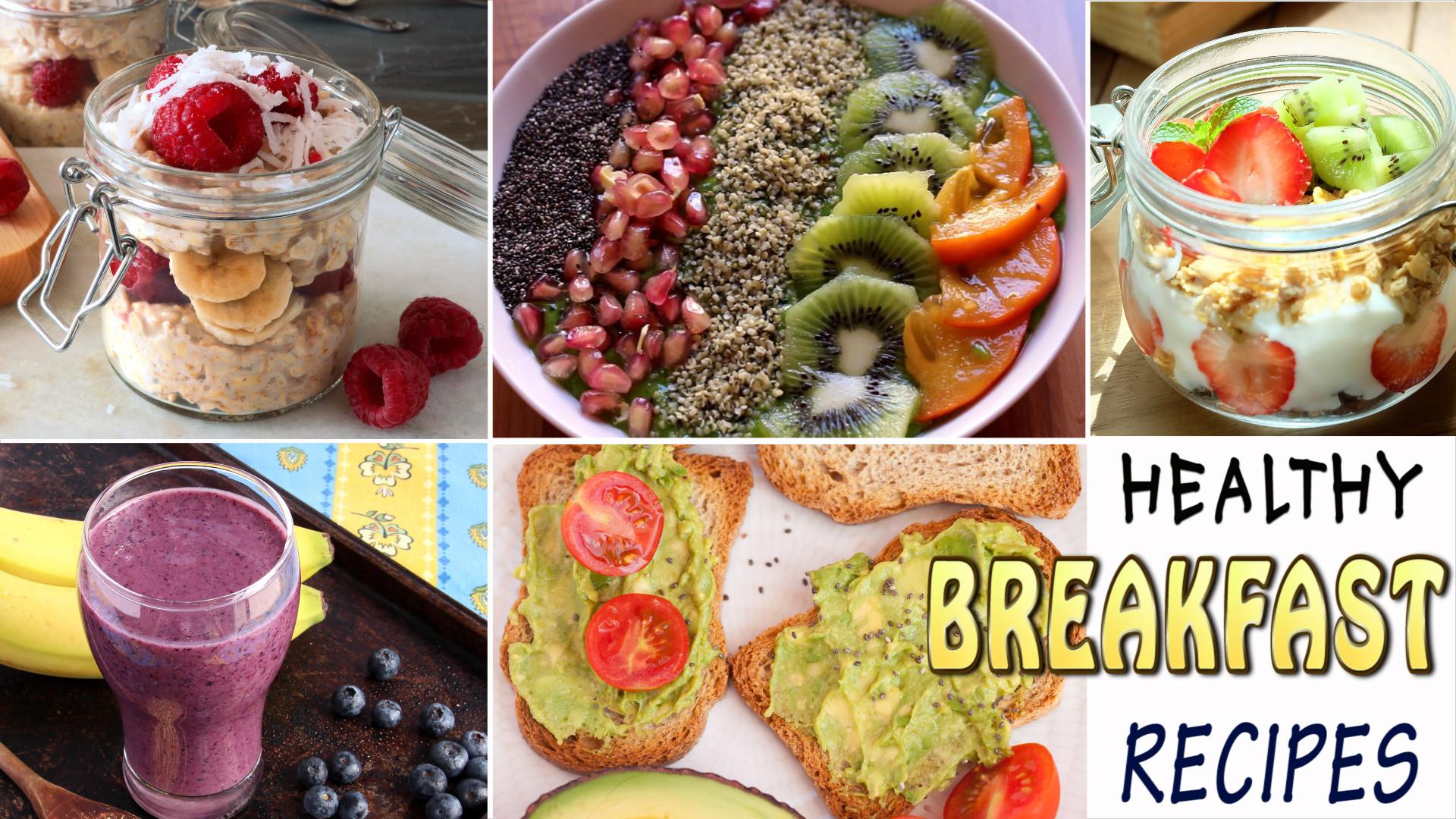 Healthy Vegetarian Breakfast  My 8 Favorite Healthy Vegan Breakfast Recipes