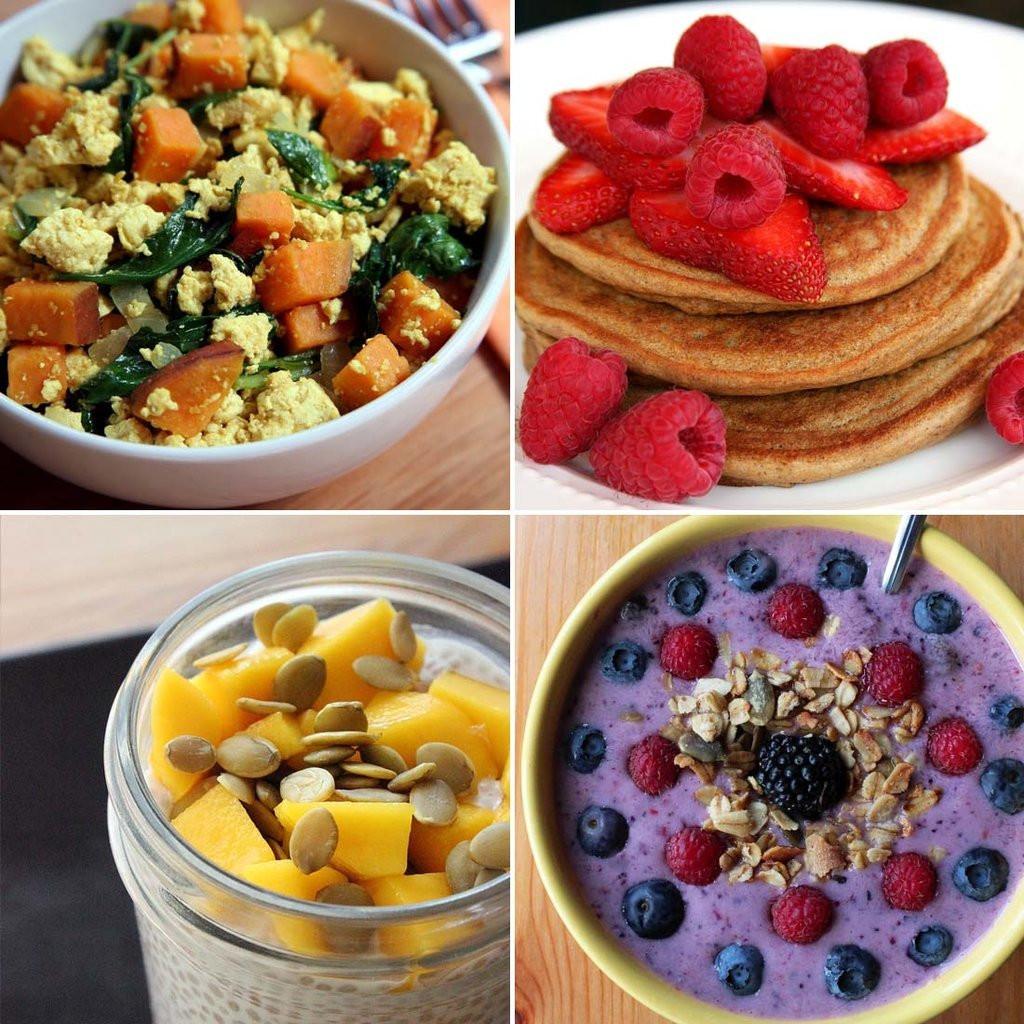 Healthy Vegetarian Breakfast  Vegan Breakfast Recipes