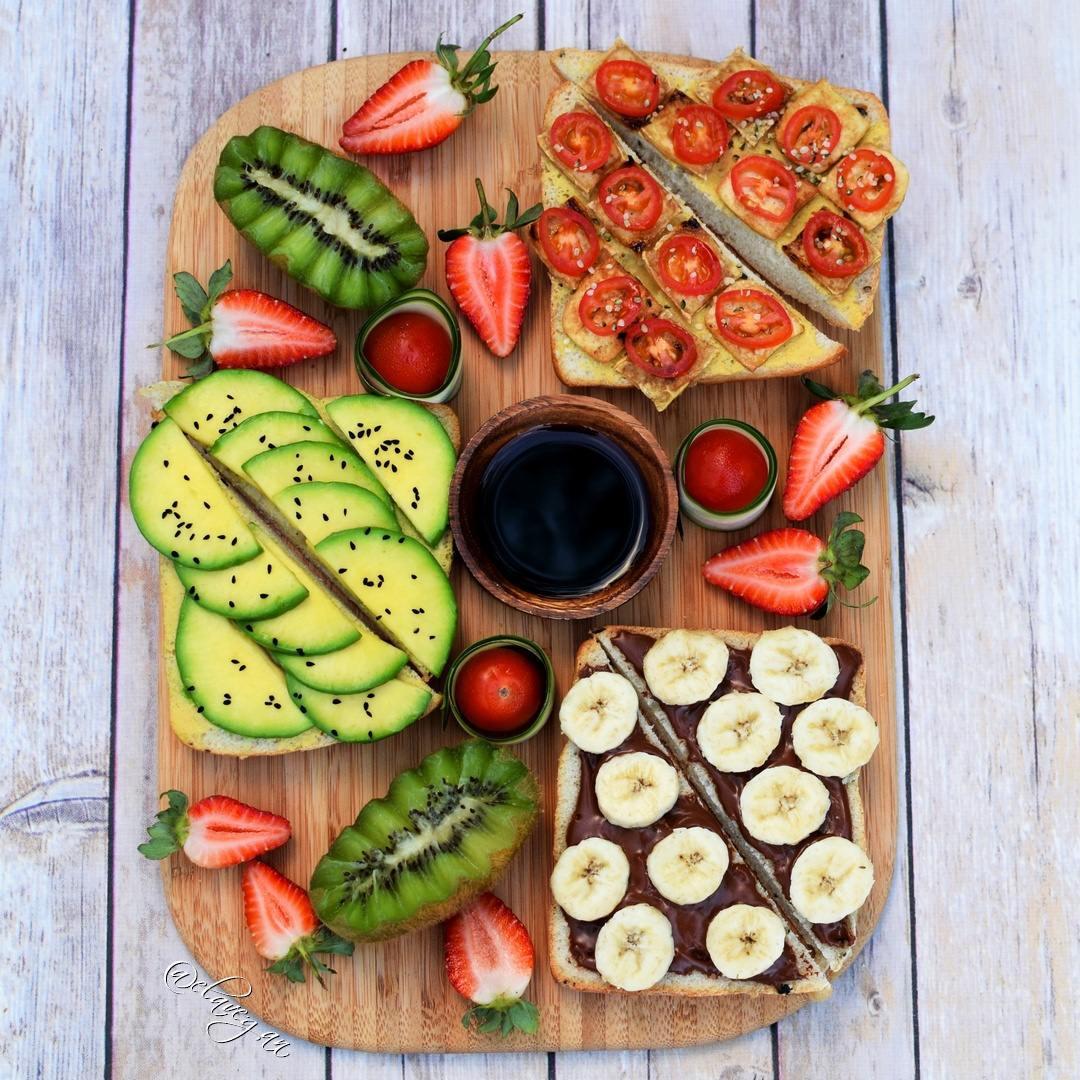 Healthy Vegetarian Breakfast  Healthy vegan breakfast ideas