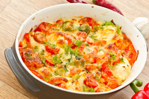Healthy Vegetarian Casseroles Recipes  This Is A Really Wonderful Healthy Dish That Everyone