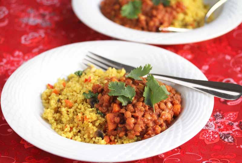 Healthy Vegetarian Crock Pot Recipes  17 Crock Pot Ve arian Chili Recipes 5 Bonus Meaty