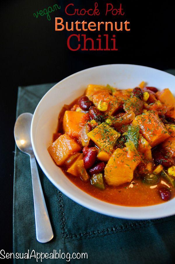 Healthy Vegetarian Crock Pot Recipes  44 best SLOW COOKER images on Pinterest